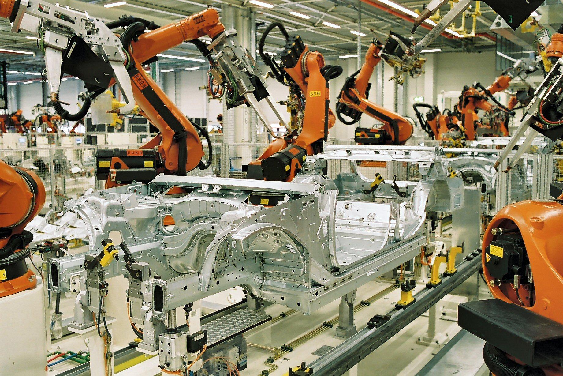 De opkomst van robotica in de PLC/software markt en daarbuiten